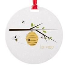 Bee Keeper Ornament