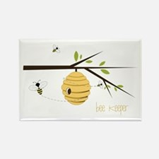Bee Keeper Magnets