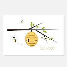 Bee Keeper Postcards (Package of 8)