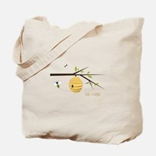 Bee Keeper Tote Bag