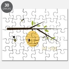Bee Keeper Puzzle