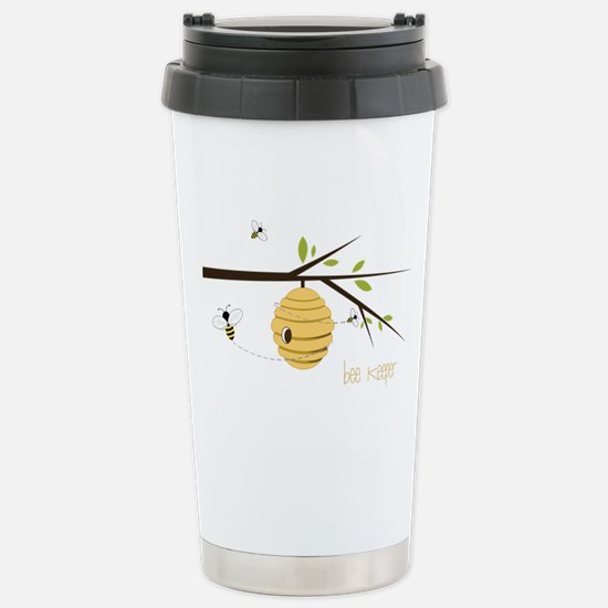 Bee Keeper Travel Mug