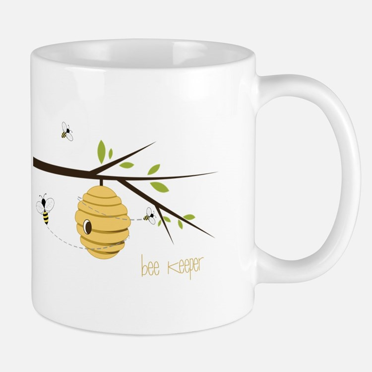 Bee Keeper Mugs