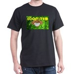 THE GREEN MONKEY  BRING DAT B Dark T-Shirt