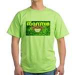 THE GREEN MONKEY  BRING DAT B Green T-Shirt