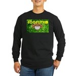 THE GREEN MONKEY BRING DAT B Long Sleeve Dark T-S