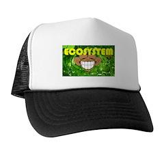 THE GREEN MONKEY BRING DAT B Trucker Hat