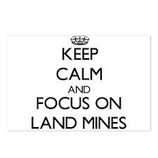 Unique Landmines Postcards (Package of 8)