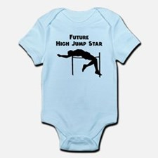 Future High Jump Star Body Suit