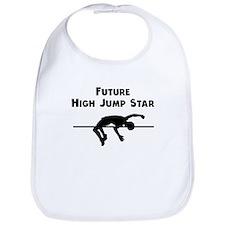 Future High Jump Star Bib