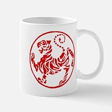 Shotokan Red Tiger Mug
