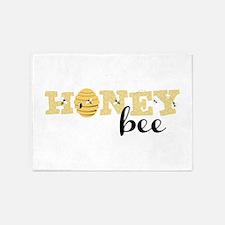 Honey Bee 5'x7'Area Rug