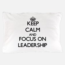 Funny Leadership Pillow Case