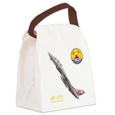Unique Navi Canvas Lunch Bag