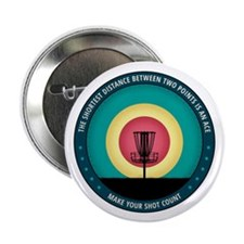 "Make Your Shot Count 2.25"" Button (10 pack)"