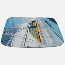 Viking Boat Bathmat