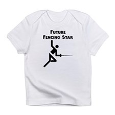Future Fencing Star Infant T-Shirt