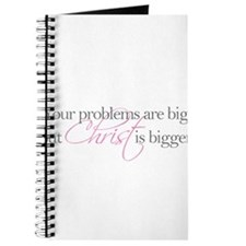 Your problems are big Journal