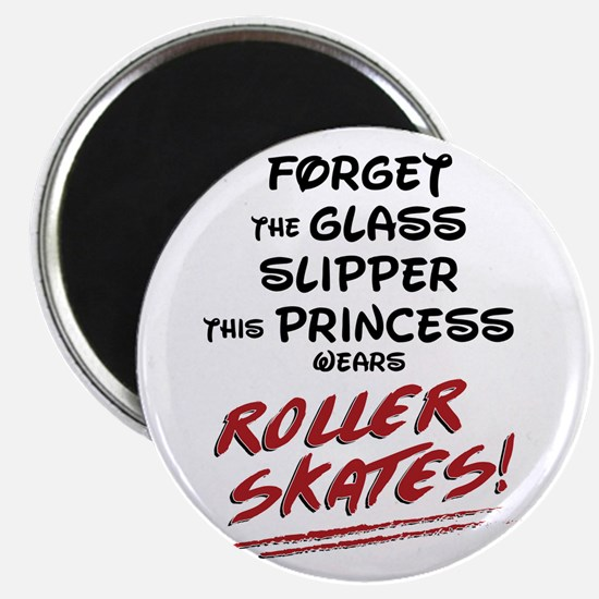 Roller Princess Magnets