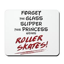 Roller Princess Mousepad