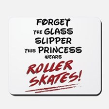 Roller Princess Mousepad