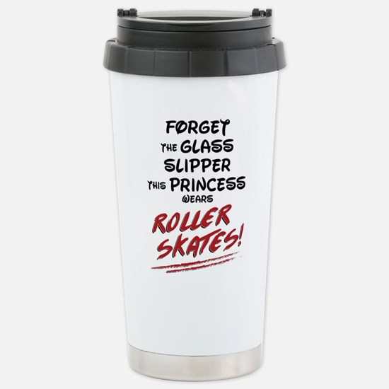 Roller Princess Travel Mug
