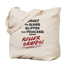 Roller Princess Tote Bag