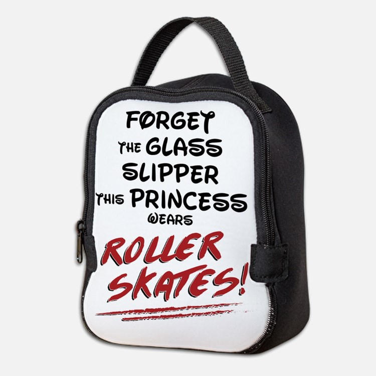 Roller Princess Neoprene Lunch Bag
