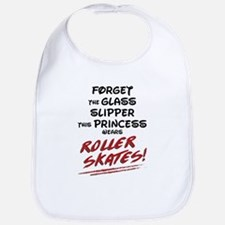 Roller Princess Bib