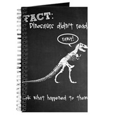 Dinos Didn't Read Journal