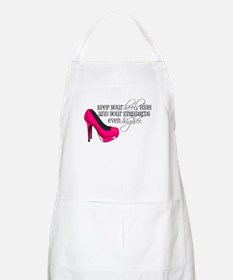 Unique High heels Apron