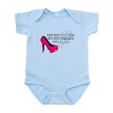 Unique Women Infant Bodysuit