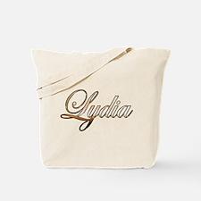 Cute Lydia Tote Bag