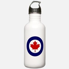 Funny Royal canadian air force Water Bottle