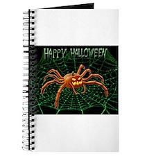 PUMPKIN SPIDER Journal