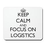 Logistics Classic Mousepad