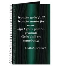 Gullah Proverb Journal
