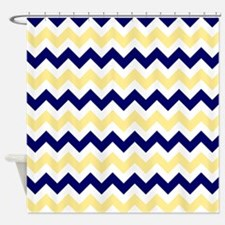 Yellow And Light Blue Shower Curtains | Yellow And Light Blue ...