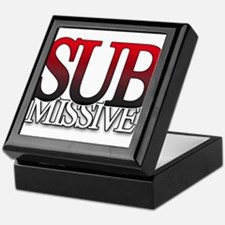 SUB-missive Keepsake Box