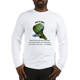 Amazon parrot Long Sleeve T-shirts