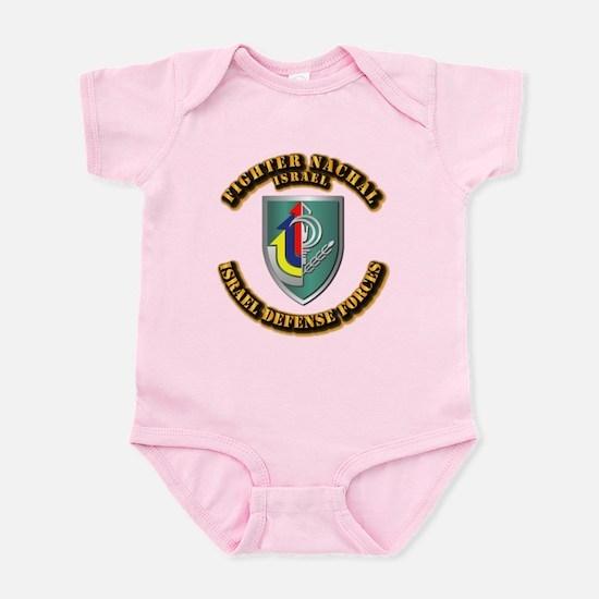 Fighter Nachal Infant Bodysuit