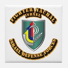 Fighter Nachal Tile Coaster