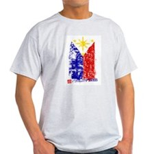 Vintage Philippines Flag T-Shirt