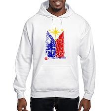 Vintage Philippines Flag Jumper Hoody