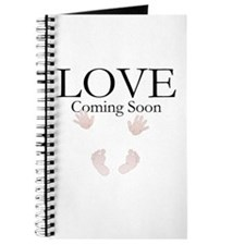 LOVE Coming Soon Journal