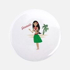 "Hawaii 3.5"" Button"