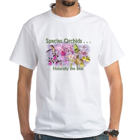 speciesorchid_logo_large T-Shirt