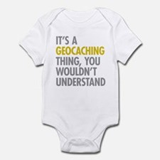 Its A Geocaching Thing Infant Bodysuit