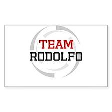 Rodolfo Rectangle Decal