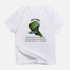 Unique Parrot Infant T-Shirt